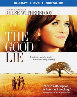 The Good Lie DVD Bluray and Digital