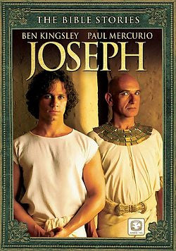 The Bible Stories Joseph DVD