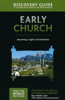 That The World May Know, Faith Lessons Vol 5: Early Church DVD