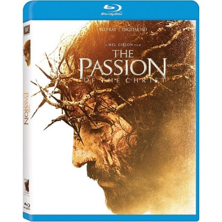 The Passion of the Christ Blu-ray - English Language Edition