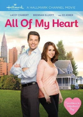 All of My Heart DVD
