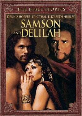 The Bible Stories: Samson and Delilah DVD