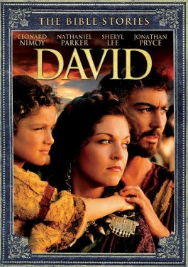 The Bible Stories: David DVD