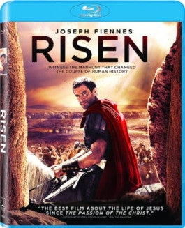 Risen Bluray + Digital