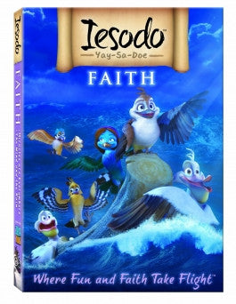 Iesodo: Faith DVD