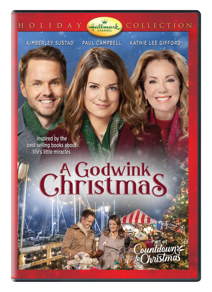 A Godwink Christmas DVD Hallmark Holiday Collection