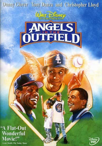 Walt Disney Pictures Presents Angel's In The Outfield Danny Glover, Tony Danza, and Christopher Lloyd