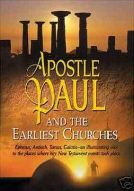 Apostle Paul and the Earliest Churches DVD