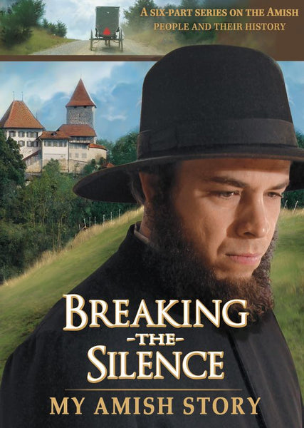 Breaking the Silence - My Amish Story - DVD