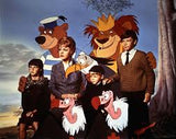 Bedknobs and Broomsticks - Walt Disney Enchanted Musical Edition