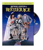 BeetleJuice 20th Anniversary Deluxe Edition DVD