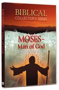 Biblical Collector's Series - Moses Man of God DVD