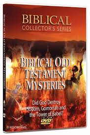 Biblical Collector's Series - Biblical Old Testament Mysteries DVD