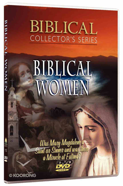 Biblical Collector's Series - Biblical Women DVD