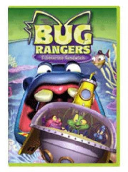 Bug Rangers:  Submarine Sandwich