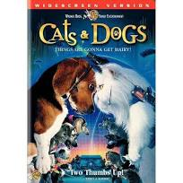 Cats & Dogs Things are Going To Get Hairy! DVD