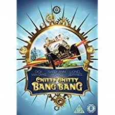 Chitty Chitty Bang Bang 50th Anniversary DVD