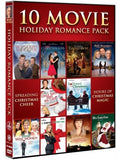 10 Movie Holiday Romance Pack 3 DVD Set