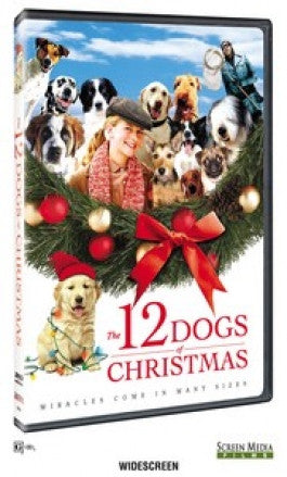 12 Dogs of Christmas - DVD