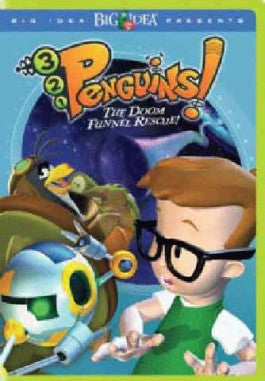 321 Penguins: The Doom Funnel Rescue DVD
