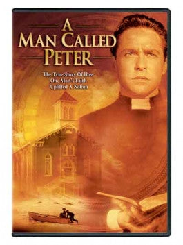 A Man Called Peter DVD