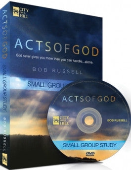 Acts of God Small Group Study Boxset