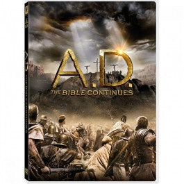 A.D. The Bible Continues DVD