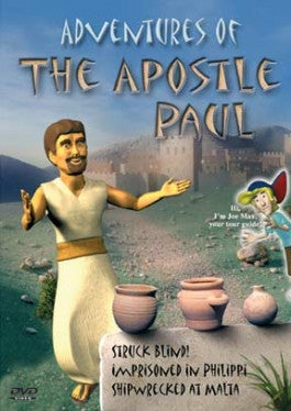 Adventures of the Apostle Paul DVD