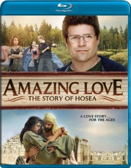 Amazing Love: The Story of Hosea Blu-ray
