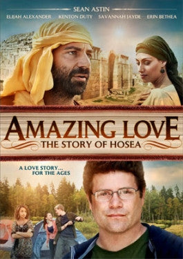 Amazing Love: The Story of Hosea DVD