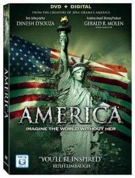 America: Imagine The World Without Her DVD