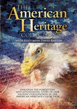 American Heritage Collection 3 DVD Set