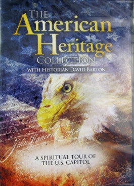 American Heritage Collection: A Spiritual Tour of the US Capitol DVD