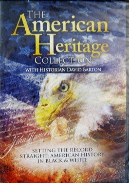 American Heritage Collection: Setting the Record Straight: American History in Black and White DVD