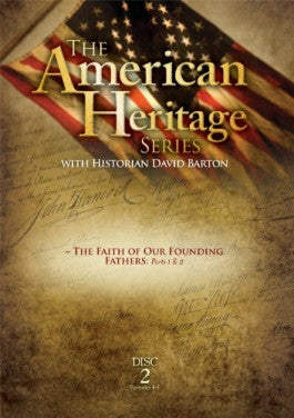 American Heritage Series #2: The Faith of our Founding Fathers DVD