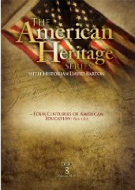 American Heritage Series #8: Four Centuries of American Education DVD