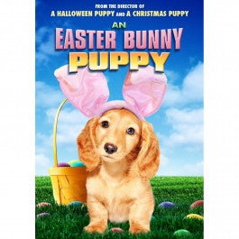 An Easter Bunny Puppy - DVD