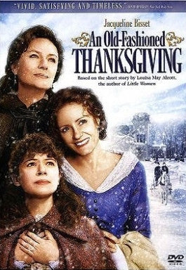 An Old Fashioned Thanksgiving DVD