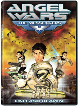 Angel Wars: The Messengers DVD