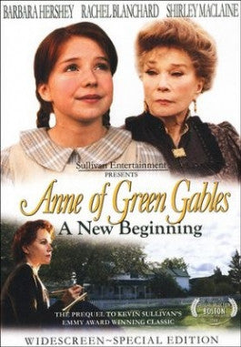 Anne Of Green Gables: A New Beginning DVD