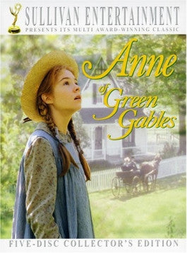Anne of Green Gables Collectors Edition DVD Box Set