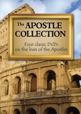 The Apostle Collection 4 DVD Set