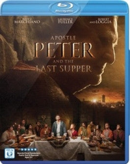 Apostle Peter and The Last Supper Blu-ray
