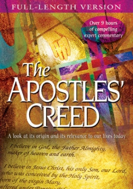 The Apostles Creed DVD