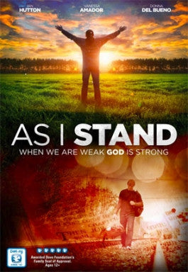 As I Stand DVD