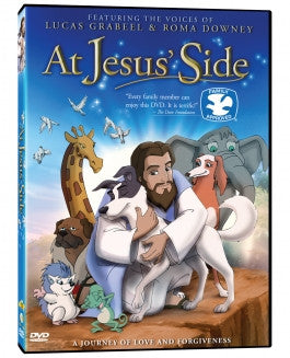 At Jesus Side DVD