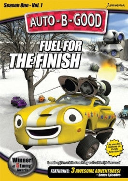 Auto B Good Season 1 Vol 1: Fuel For The Finish DVD
