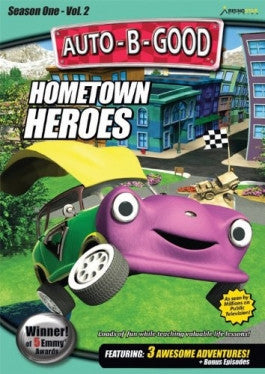 Auto B Good Season 1 Vol 2: Hometown Heroes DVD