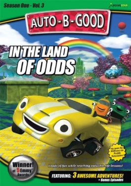 Auto B Good Season 1 Vol 3: In the Land of Odds DVD