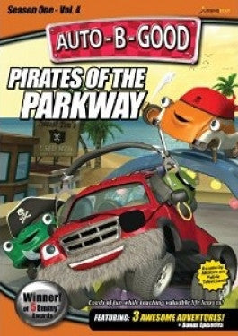 Auto B Good Season 1 Vol 4: Pirates Of The Parkway DVD